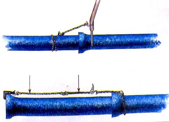 球墨铸铁管吊装方法-鸿福管业
